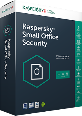 "картинка Kaspersky Small Office Security for Desktops, Mobiles and File Servers от магазина ""NiKcons"""